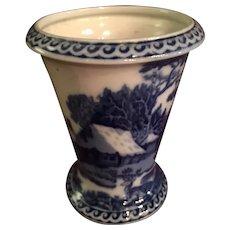 Fallow Deer Vase By Wedgewood Of England