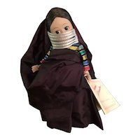 Madame Alexander Internal Doll From Egypt In 8 Inch