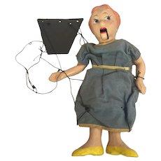 Vintage Wendy Darling Marionette