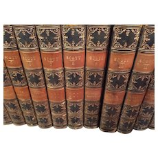 Waverly Novels By Sir Walter Scott Dated 1829