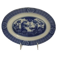 Mongolian Platter By Johnson Brothers Of England