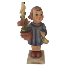 Hummel Figurine Congratulations Dates To 1960