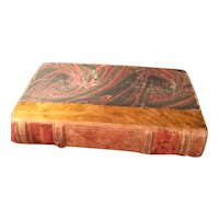 Leather Bound Book: The Life Of Napoleon