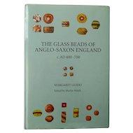 Anglo Saxon Glass Beads Very Rare Book Guido