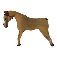 Vintage Toy Stuffed Horse English