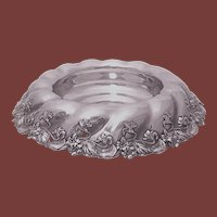 Whiting Sterling Silver Centerpiece/Fruit Bowl Circa 1905