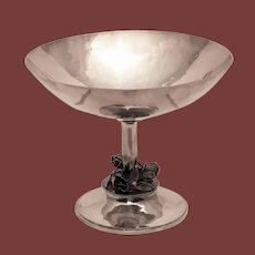 Silver Footed Candy / Nut Dish by Boyd