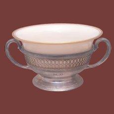 Tiffany & Co Sterling Silver Bouillon / Dessert Cup