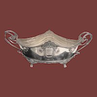 Austrian Centerpiece in Art Nouveau Style