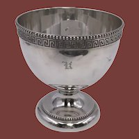 American Coin Silver Centerpiece/Bowl by Bailey