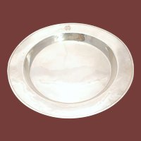 Lebolt Art &  Crafts Sterling Silver Serving Dish or Bowl