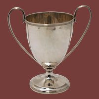 George III Silver Two-Handled Trophy, 18th Century