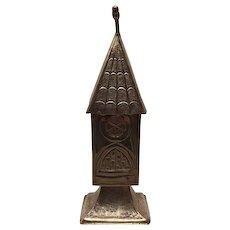Pagoda Sterling Judaica Spice Tower / Besamim