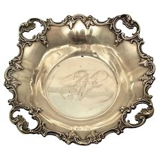Sterling Serving Bowl by R. Wallace & Sons