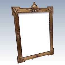 Austrian Silver 800 Mirror