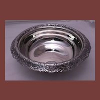 Tiffany & Co. Sterling Silver Vegetable Bowl