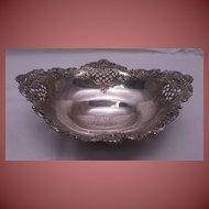 Tiffany & Co. Sterling Silver Bread Tray