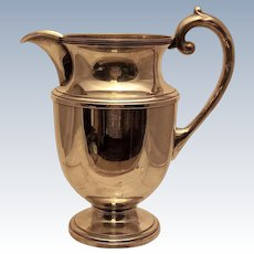 Sterling Silver Pitcher by Mueck Cary Co.