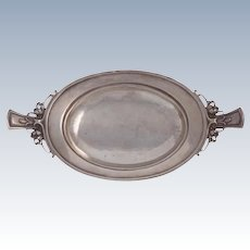 Sterling Silver Dish by Vanderslice & Co.