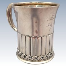 Tiffany & Co Sterling Child's Mug