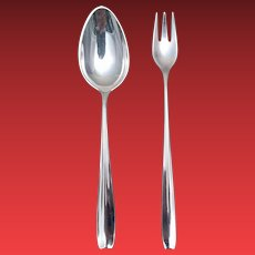 Tiffany & Co Sterling Serving Flatware in Cordis Pattern