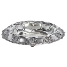 Tiffany & Co. Large Sterling Silver Centerpiece Bowl, 1911