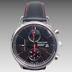 Maurice La Croix Classique Chronograph Wristwatch
