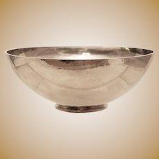 Georg Jensen Sterling Silver Berry Bowl, Pattern #547B