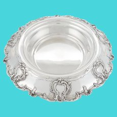 Large Tiffany & Co Sterling Silver Centerpiece