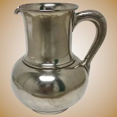 Sterling Pitcher by Dominick & Haff