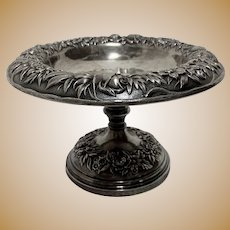 Kirk & Son Sterling Bowl Repousse