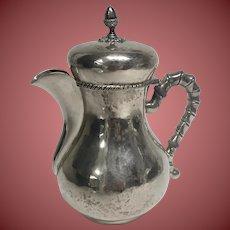 Mario Sterling Buccellati Teapot Bachelor Size