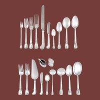 Tiffany & Co. Sterling Silver Castilian Flatware