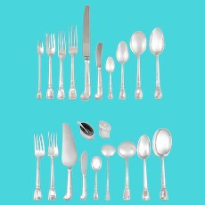 Tiffany & Co. Sterling Silver Castilian Flatware