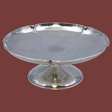 The Kalo Shop Sterling Silver Hand Hammered 197N Candy Dish