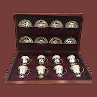 La Paglia Sterling Silver Tea Service