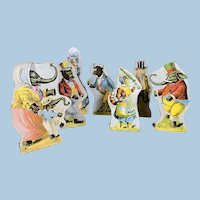 Comical Animal Ten Pins Parker Brothers Vintage