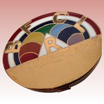 Rainbow Girls Gift Compact