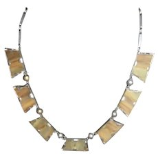 Art Deco German Necklace