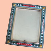 Small Micro Mosaic Rectangular Picture Frame