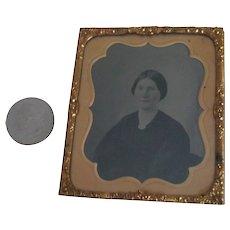 Instant  Ancestor - Framed Tintype