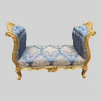 French Louis XVI Style Love Seat/Settee/Sofa Worldwide Free Shipping.