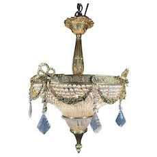 Amazing Chandelier French Louis XVI Style