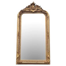 Full Length Mirror in French Style