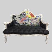 Unique French Louis XVI Sofa