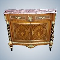 french cabinet/commode/cupboard Bahut