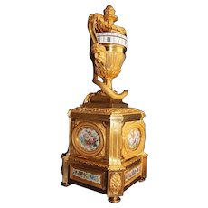 France Cercle Tournant Table Clock/Pendulum - Free Worlwide Shipping