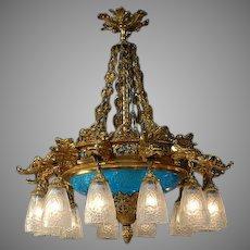 Stunning Louis XVI Chandelier