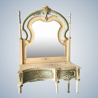 French Louis XVI Make-Up Table (Vanity)