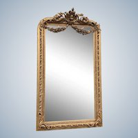 Louis XVI Style French Mirror